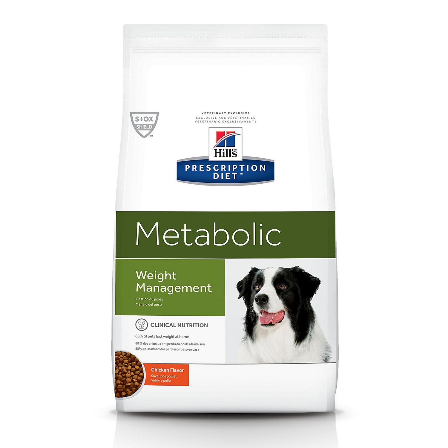 Hill S Prescription Diet Metabolic Canine Dry Dog Food 7 7 Lbs