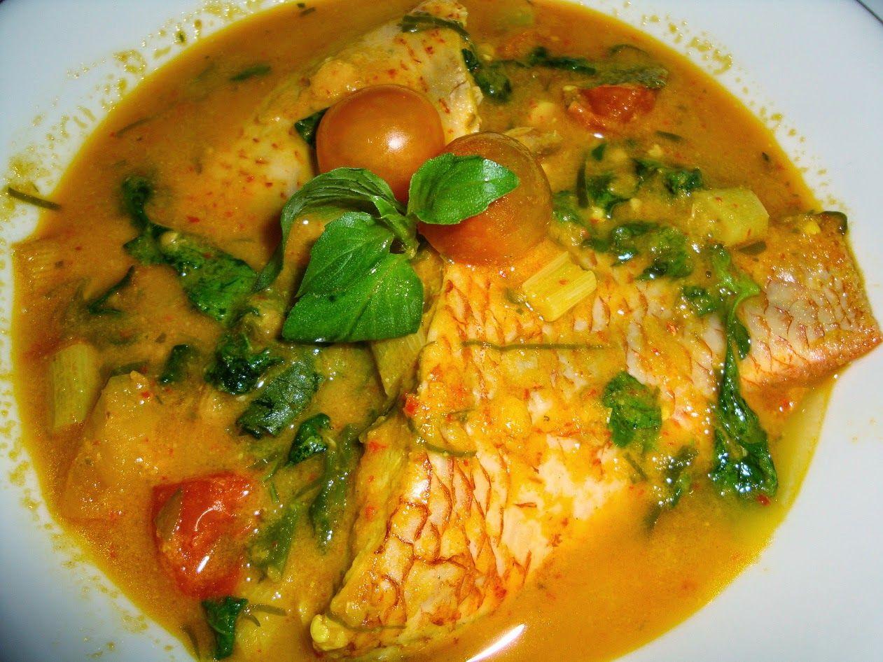 Resep Gulai Ikan Kerapu Resep7 Resep Ikan Resep Masakan Resep Ikan Mas