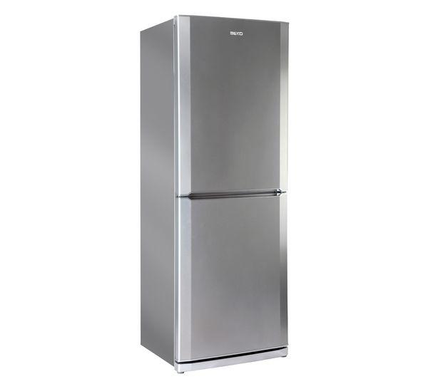 Buy Beko Cf7914aps Fridge Freezer Silver Free Delivery
