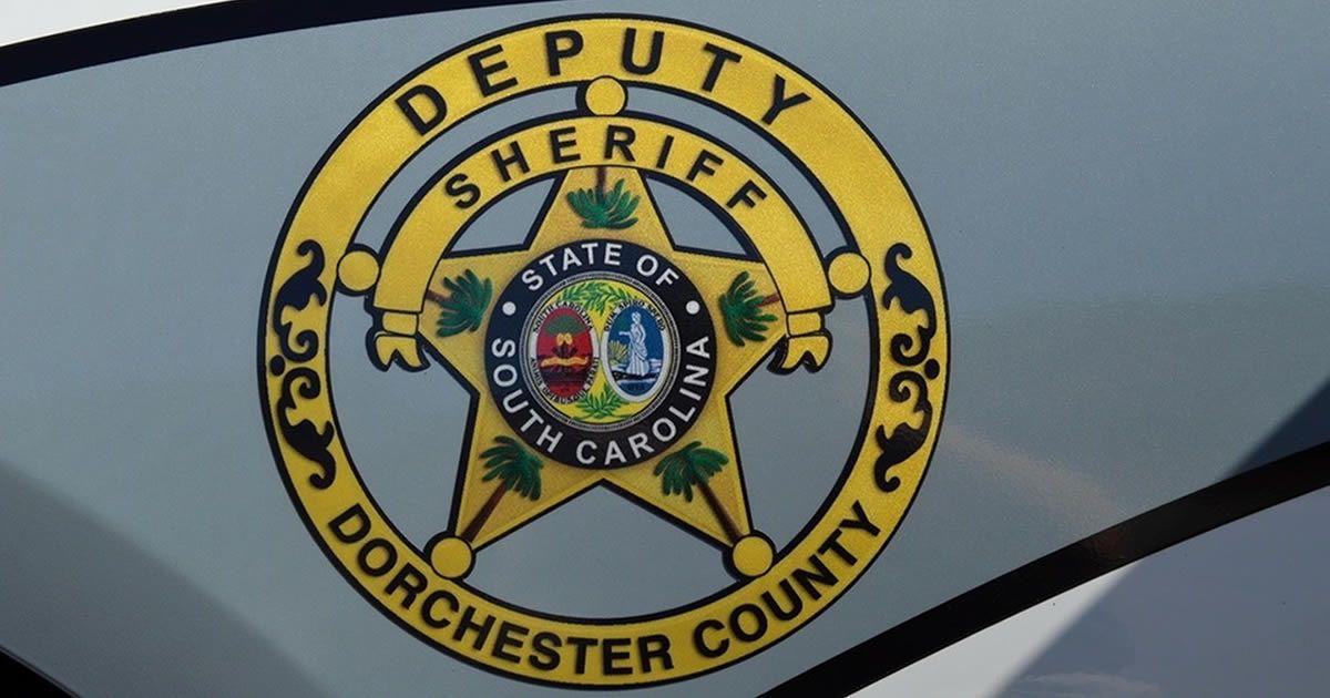 Dorchester deputy involved in crash dorchester crash