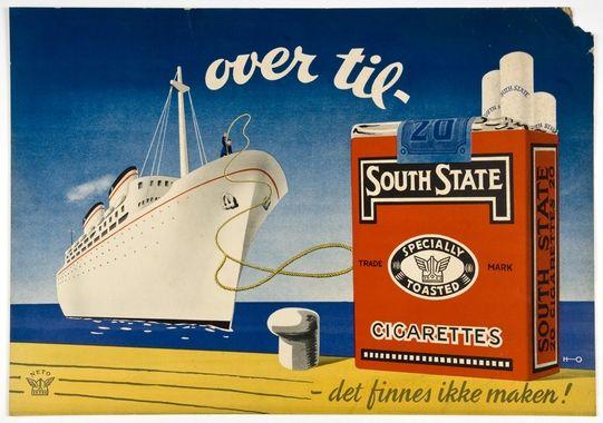Digitalt Museum - Plakat | Vintage ads