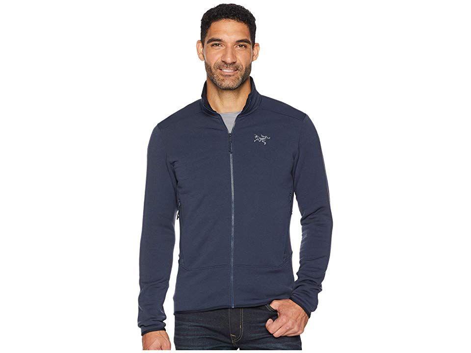 7061981495 Arc'teryx Kyanite Jacket (Nighthawk) Men's Coat. The Kyanite Jacket gets  more