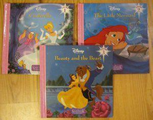 disneys princess book collection