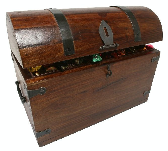 Superieur Treasure Chest For Toy Box
