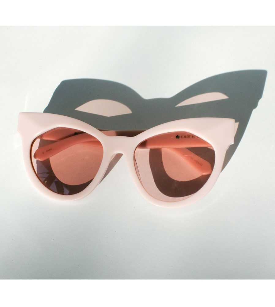 8008c37ce4e Karen Walker Dusty Pink Starburst. Screaming in my head because these are  so awesome!
