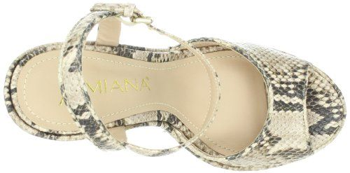 Storopa: Shoes: Amiana Women's 12-6644/10 Sandal - Buy New: $220.00 - $240.00