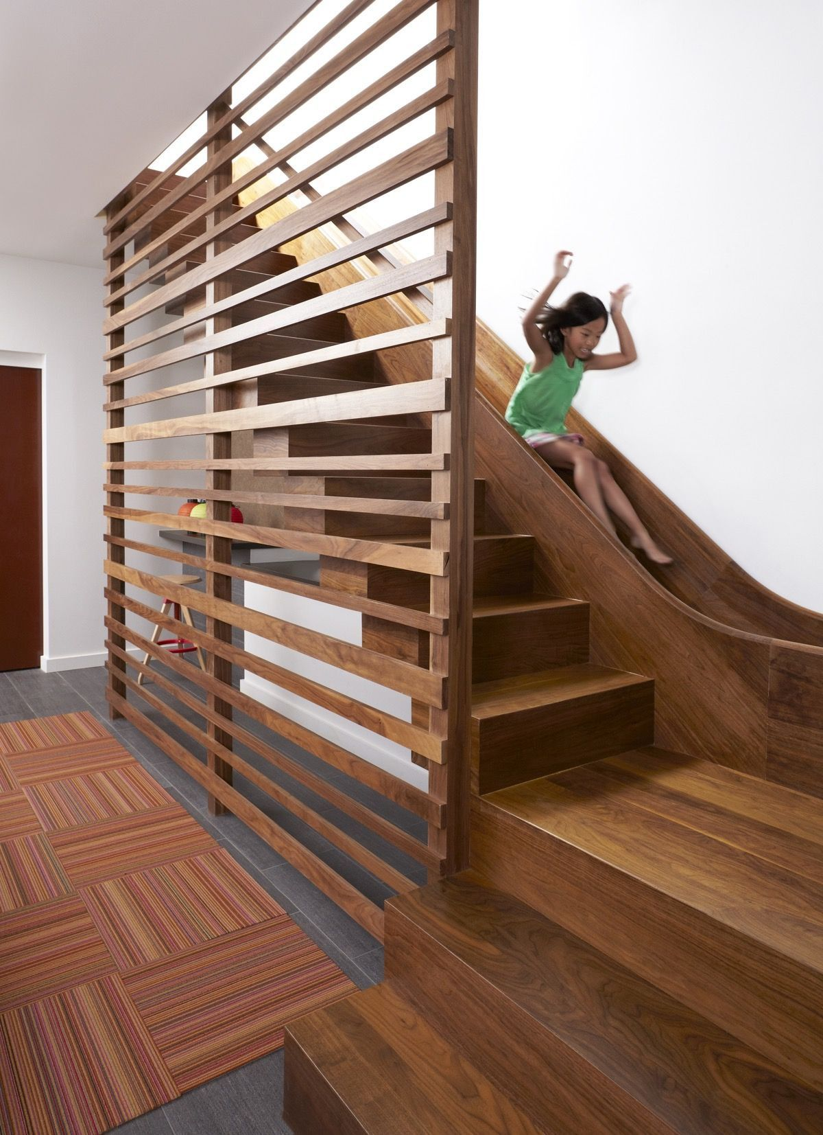 Spiral Staircase Slide attached 2021 in 2020   Indoor ...