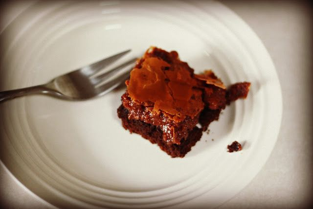 Chocolate Nutella Cake.  Life Through My Lens: Pintererst Test Kitchen #7