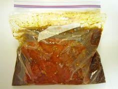 , Carne Asada- Yields 3-4 servings  1 1/2 to 2 lbs flank steak 1/3 cup vinegar 1/2 cup soy sauce 1/2 cup olive oil 1 teaspoon cumin 2 teaspoons black pepper 1 teaspoon salt campaignIcon Recipes 1 teaspoon garlic powder 1 teaspoon chili powder 1 teaspoon paprika 1 teaspoon onion powder 1 1/2 teaspoons oregano 2 limes, juiced 4 cloves garlic, minced campaignIcon Recipes