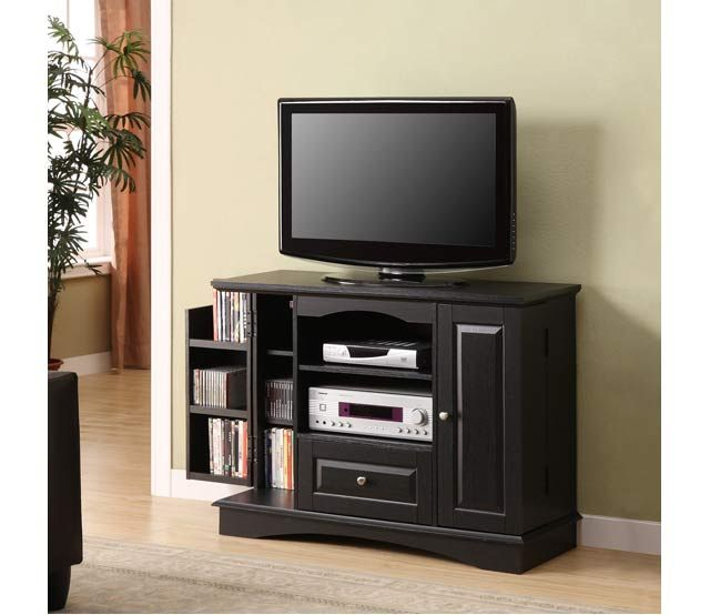 42 Highboy Tv Stand This Traditional Wood Tv Stand Is An Ideal Piece For The Bedroom Or
