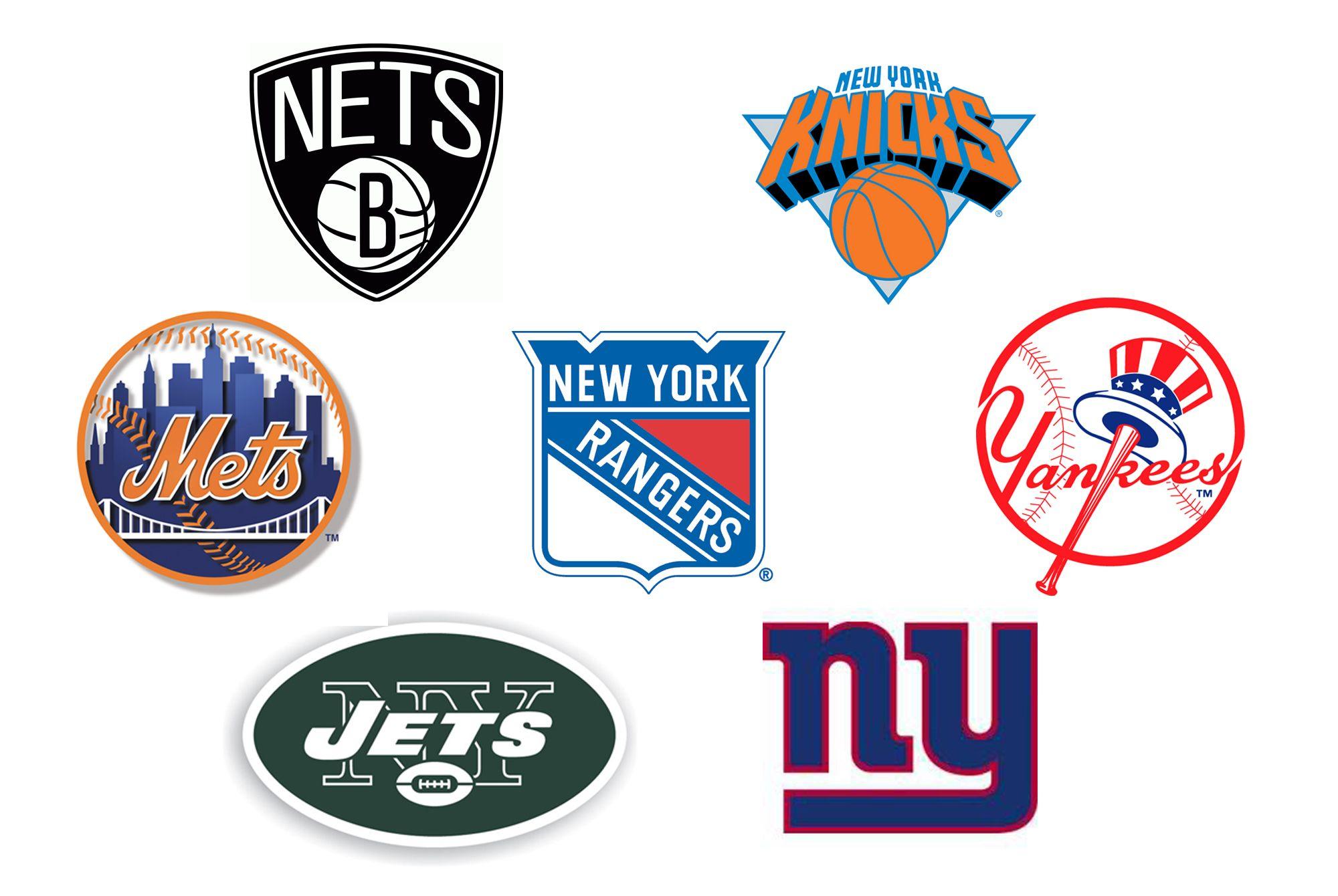 New York Sports Teams! nycstandup NYC Sport Teams