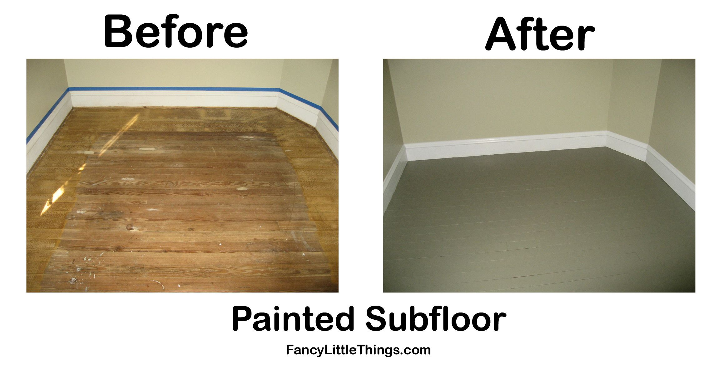 carpet paint. pull up carpet and paint floorhow to remove video photos young house love