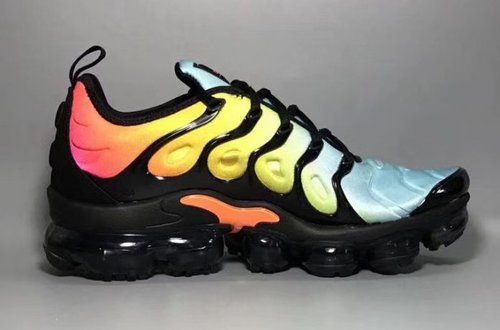 "cheap good looking united states Nike VaporMax PLUS ""SUNSET"" DROPS 2018 in 2019 