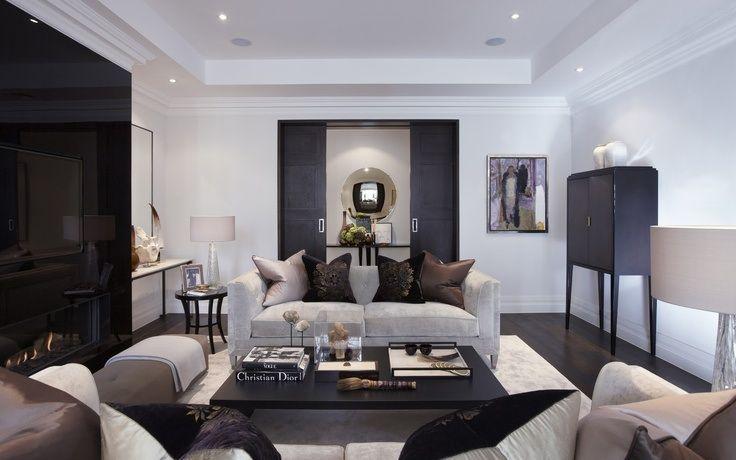 pin von casa bella interiors auf modern spaces pinterest hausbau. Black Bedroom Furniture Sets. Home Design Ideas