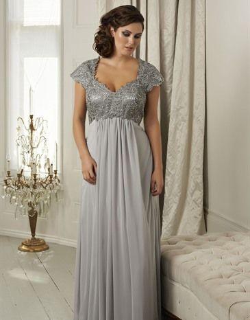 Silver Plus Size Prom Dresses Sandras Light Silver Plus Size