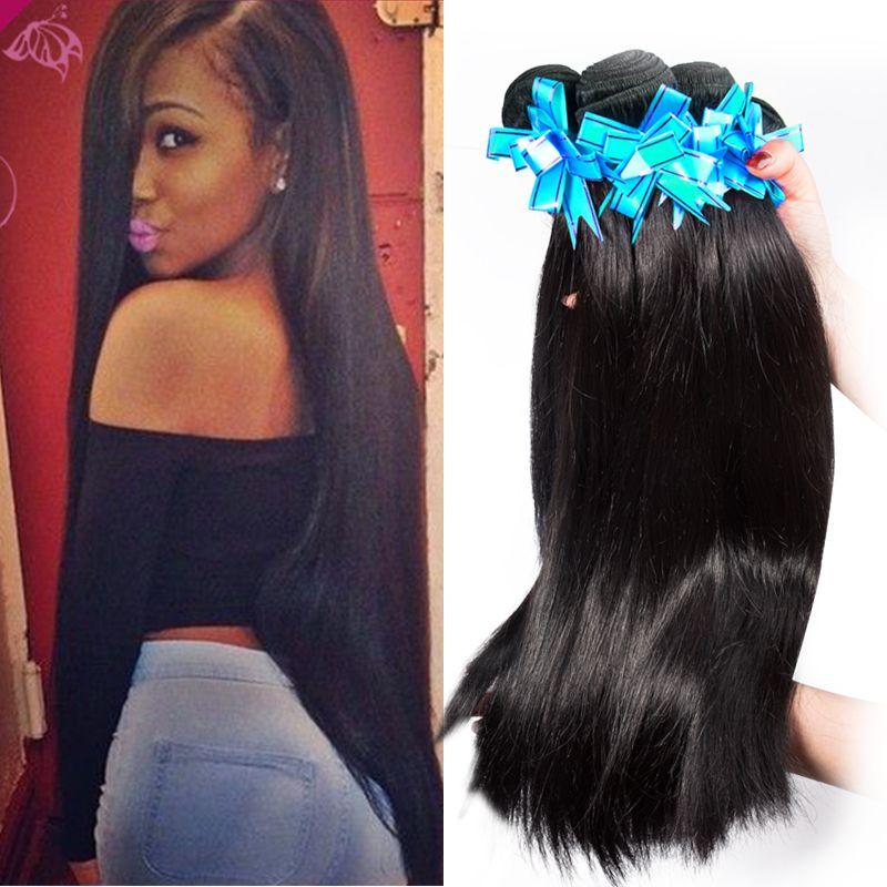 5 번들 거래 저렴한 페루 처녀 머리 스트레이트 7A 스트레이트 인간의 머리 번들 로사 헤어 제품 8-30 인치 인간의 머리 엮어