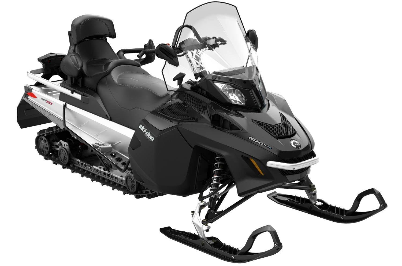 Ski Doo Expedition Le Rotax 900 Ace St Boni Motor