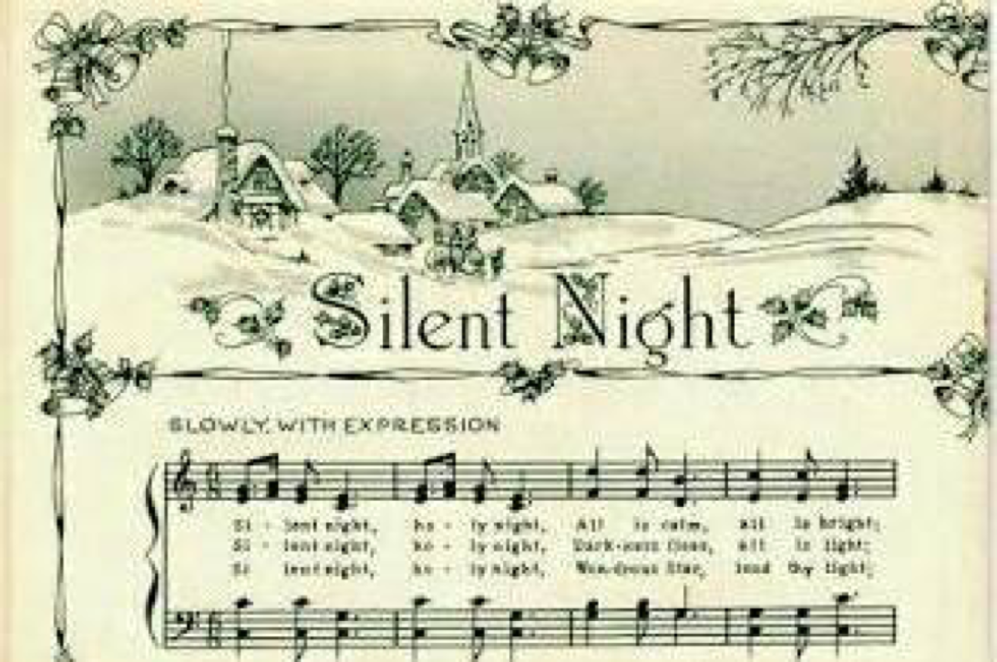 "Image result for 1818 – The first performance of ""Silent Night"" takes place in the church of St. Nikolaus in Oberndorf, Austria"