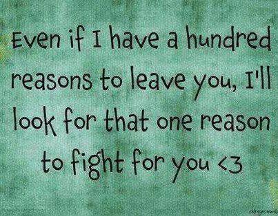 Words that make u think..