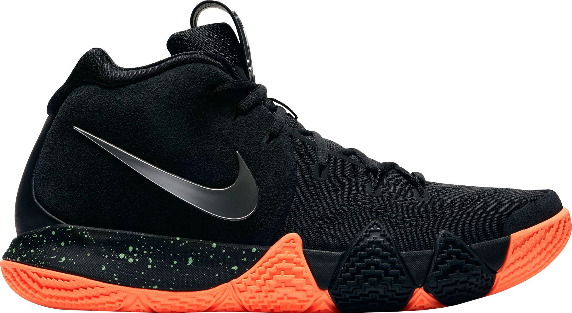 the latest 53328 2032b Nike Men's Kyrie 4 Basketball Shoes | Products | Orange ...