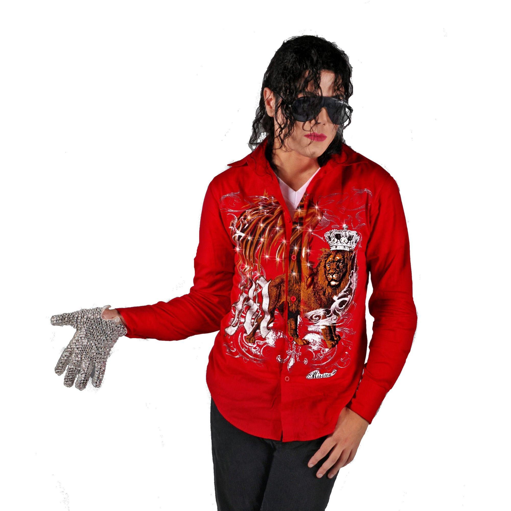 authentic mission clothing shirt michael jackson
