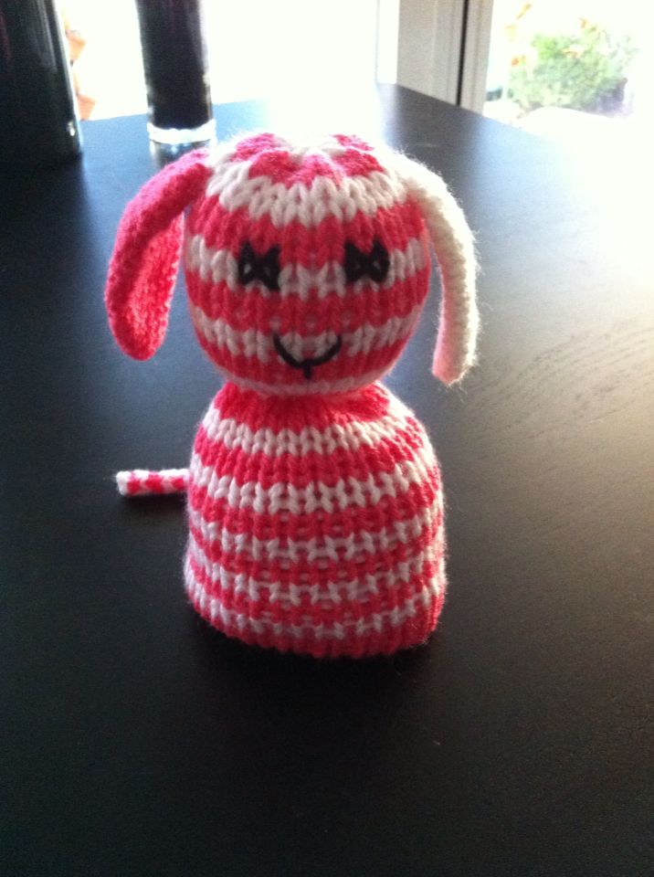 Reversible doll made with addi express. (With images ...