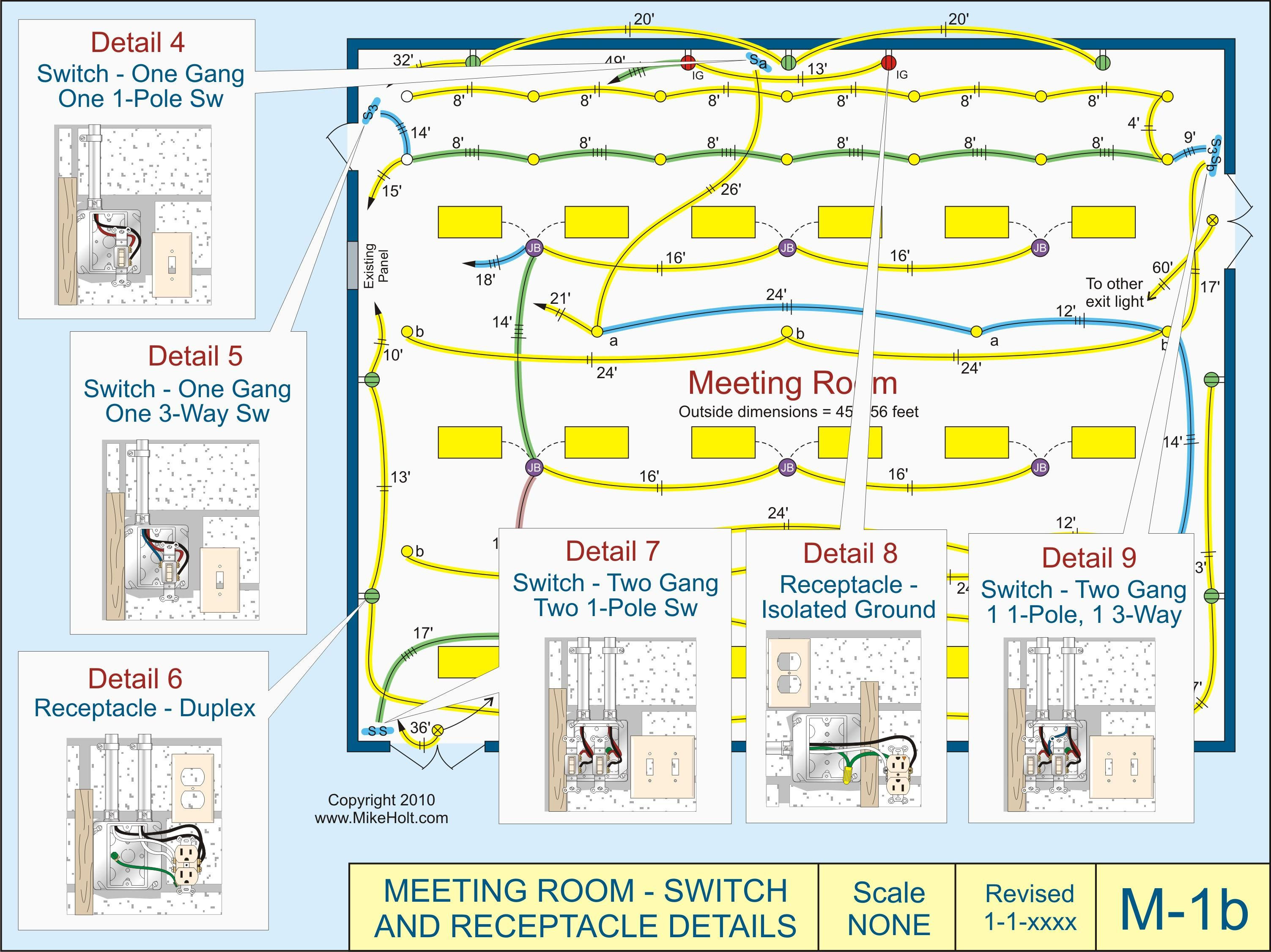 Image Result For Mike Holt Graphics Electrical Diagram Electricity Buisness