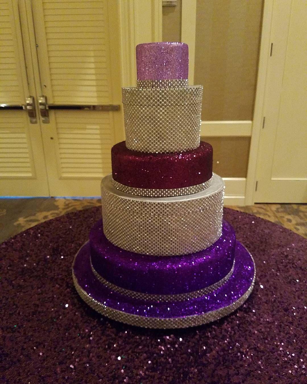 Bling Wedding Cakes, Wedding Cakes
