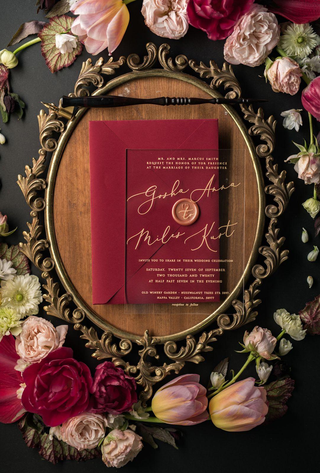 WEDDING INVITATIONS 02/ACGN/z   Wedding Invitations   Pinterest ...