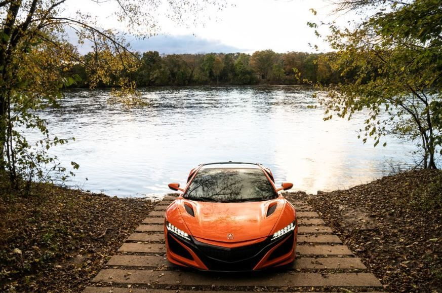 Ready To Make A Speedboat Jealous Nsx Nsx Acura Nsx Speed Boats