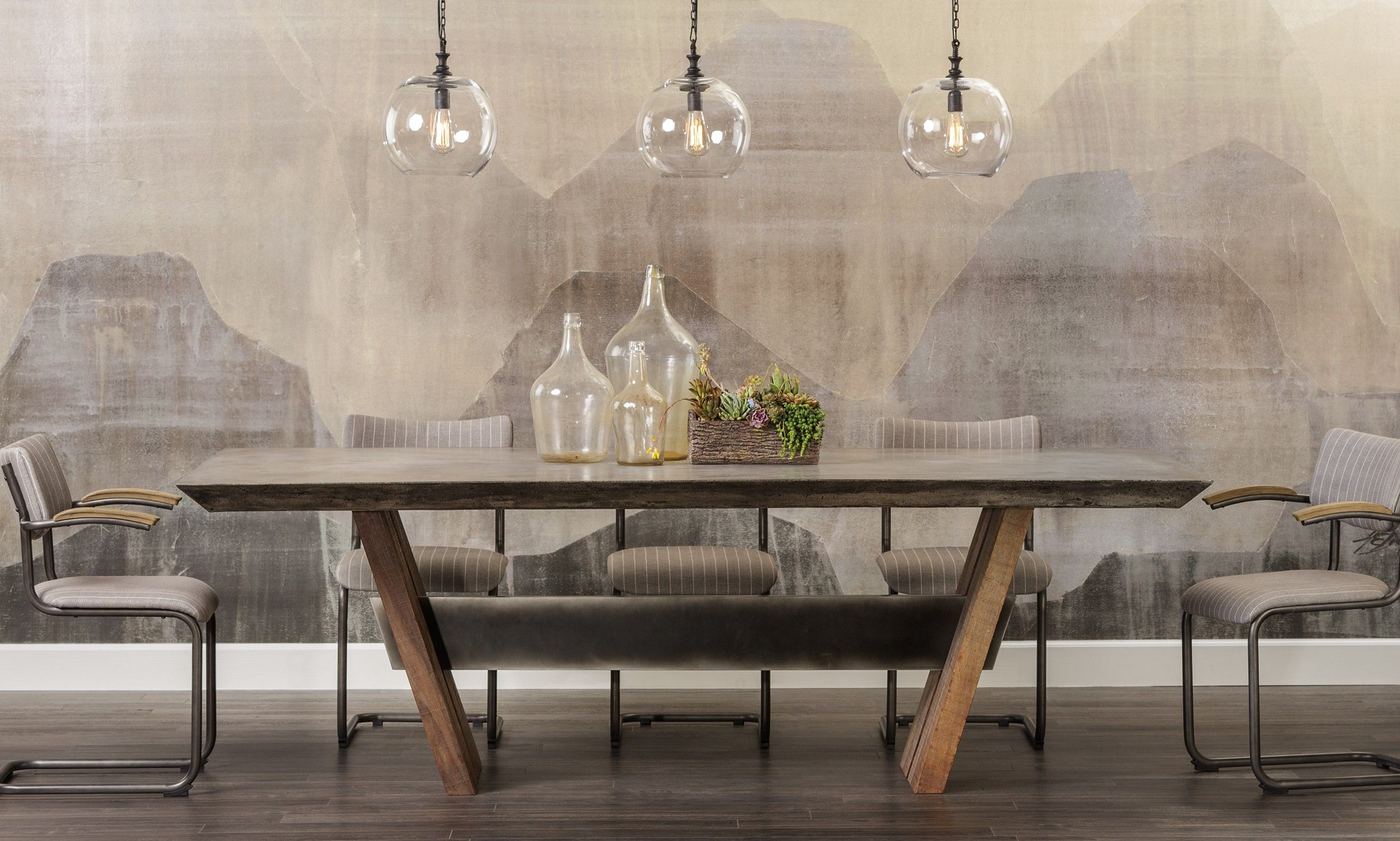 Bonham Dining Table Four Hands