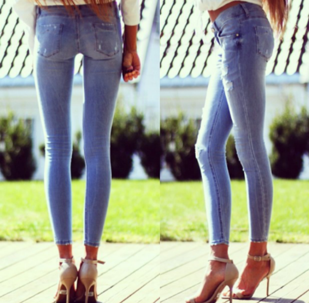 kristine ullebø | Tightest Jeans Only | Pinterest