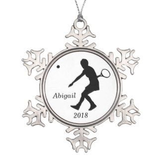 Customize the personalized ornaments with any designs as you like.