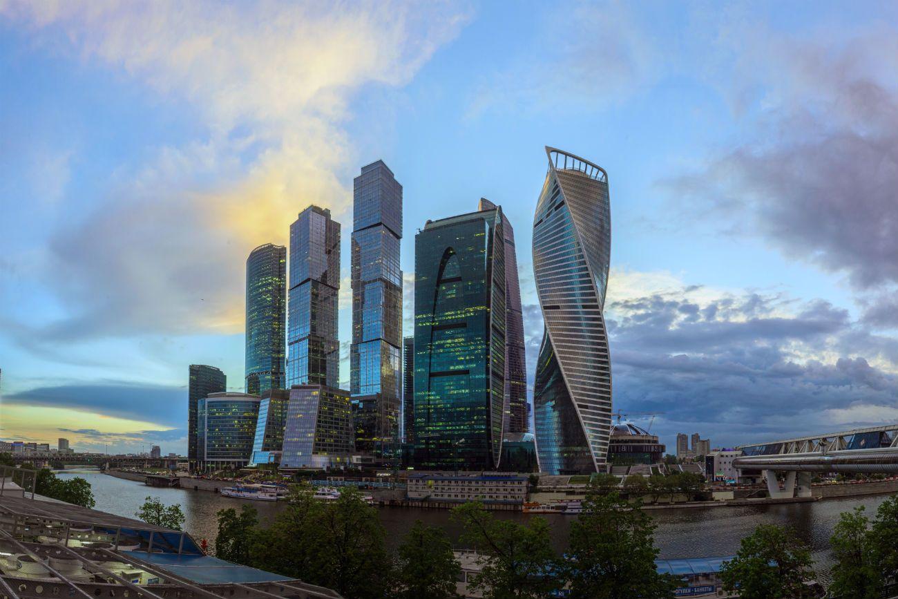 Moscow City de 1 araçlık park yeri 0ffb1ca62dd