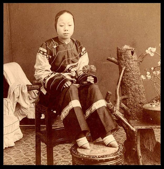 Chinese Foot Binding - Google Search