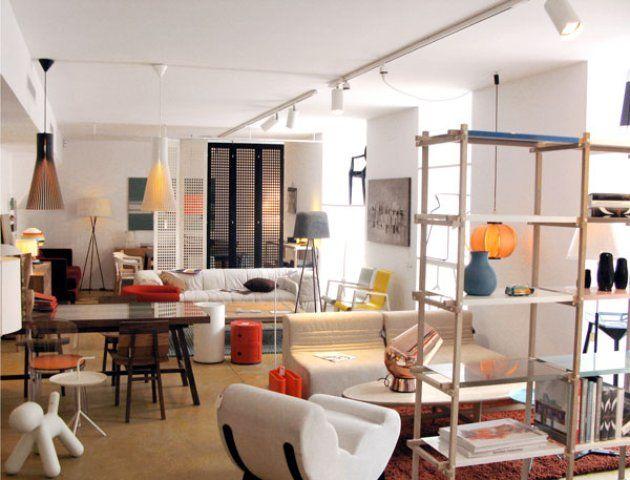 Domestico Shop Scandinavian Design And Furniture Barcelona Disenos De Unas Lamparas Colgantes Sillas