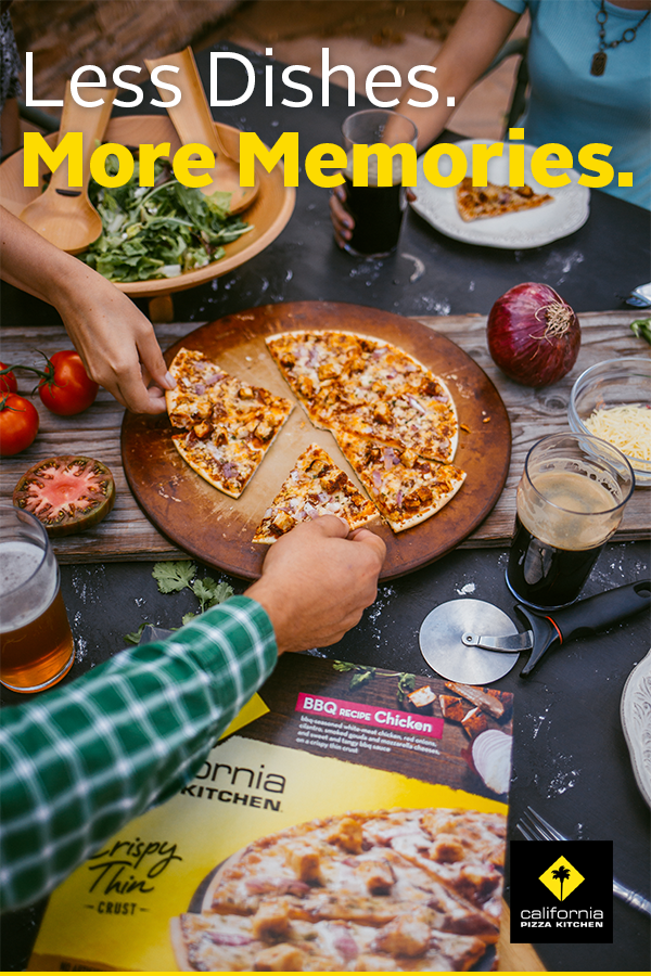 Entertaining tonight? Let us help out. With our oven-ready pizzas ...