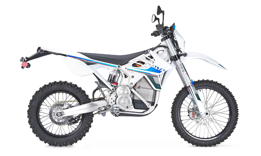 Alta Motors Redshift Exr Electric Motorcycle Electric Dirt Bike