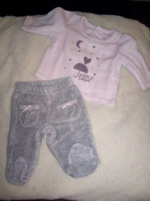 ad2a96cc4e9c Pyjama 0M TAO 2 pièces   vinted   Pinterest   Tao and Pyjamas