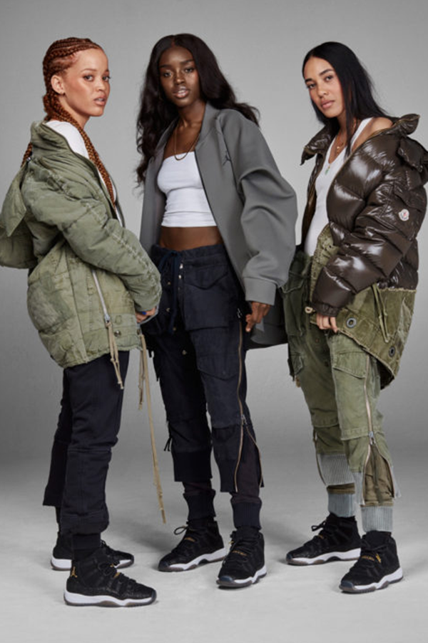 jordan 11 girl outfits