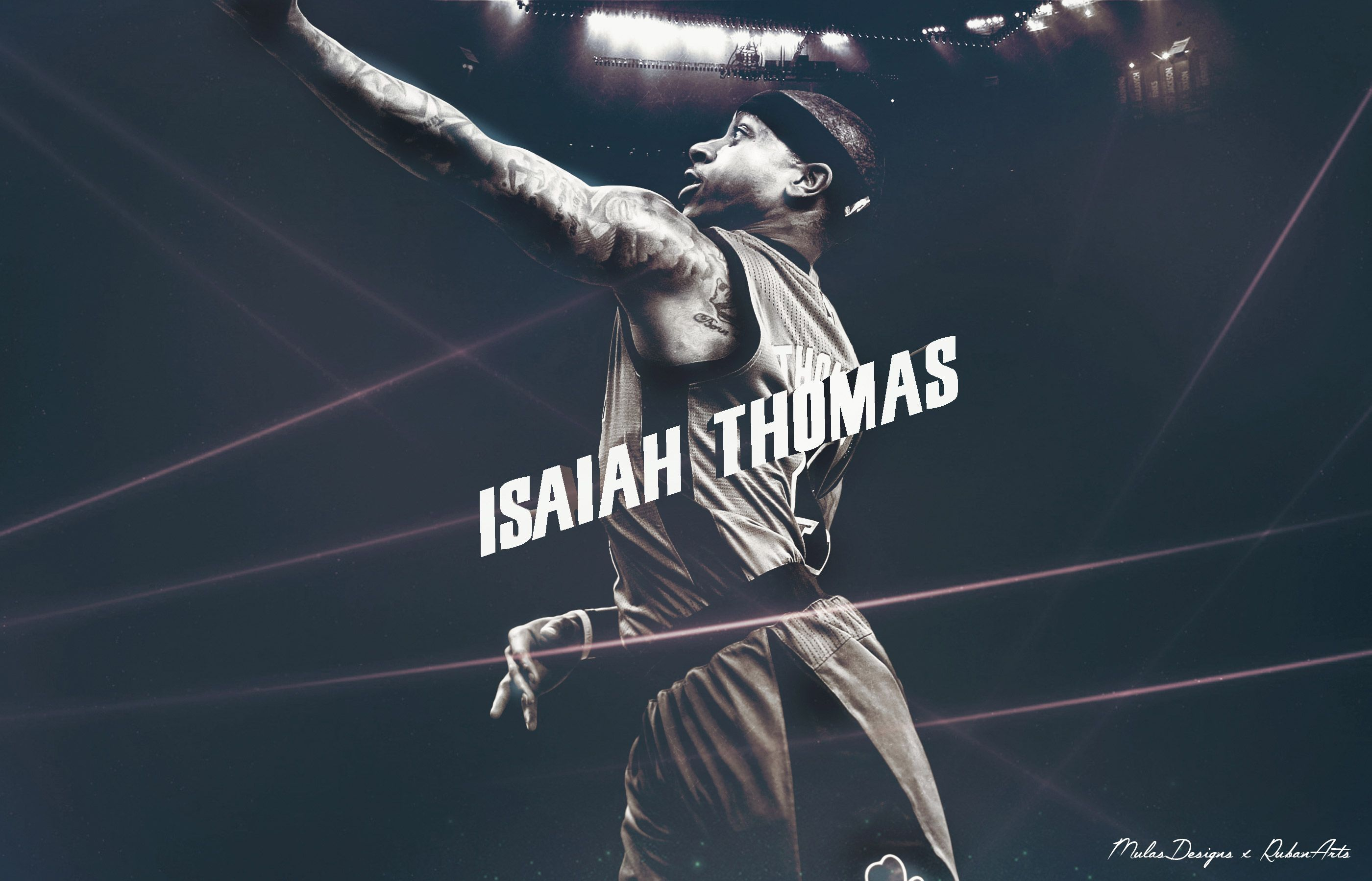Isaiah Thomas Dunk In Game Isaiah thomas, Best wallpaper