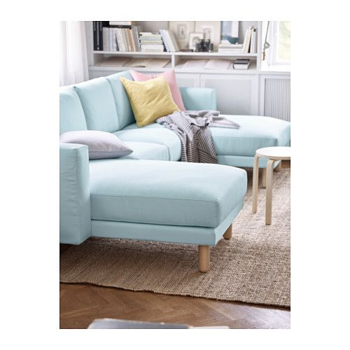NORSBORG Loveseat With 2 Chaises