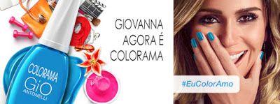 Beleza e Fantasia: Esmaltes Colorama  - Gio Antonelli