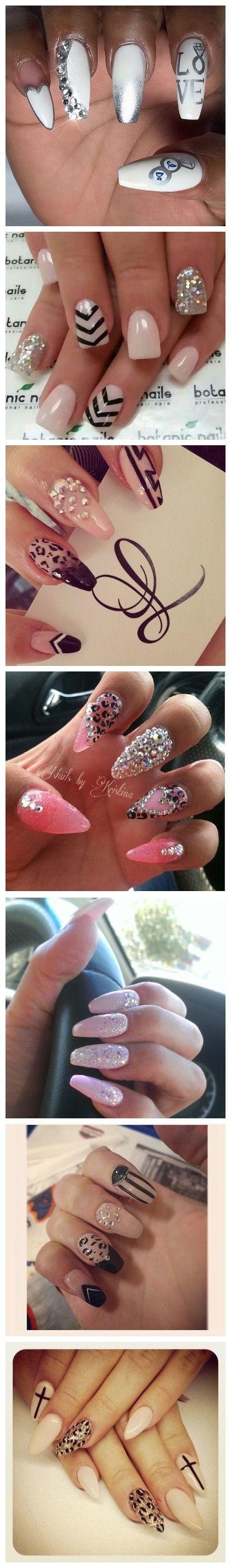 pinterest: @ gaaabbriellaa ♡ http://hubz.info/58/cute-nail-art ...
