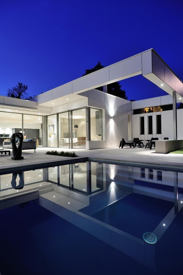 Ultra modern | My Bucket List Home Decor | Pinterest | Maison, Villa ...