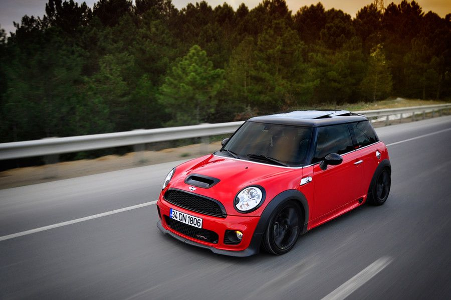 mini cooper r56 john cooper works by alibilalbattal mini. Black Bedroom Furniture Sets. Home Design Ideas