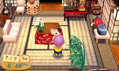 Modern Japanese Style Acnl Beautiful Rooms Pinterest