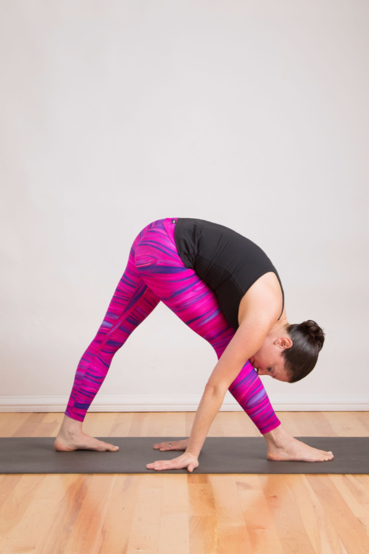 You know you should be stretching, so get on the floor and do this 16-minute yoga sequence to open insanely tight hips and hamstrings. Perfect for after a run!