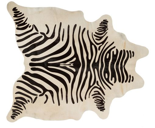 Kuhfell Teppich Zebra Shop The Look Pinterest Kuhfell Teppich