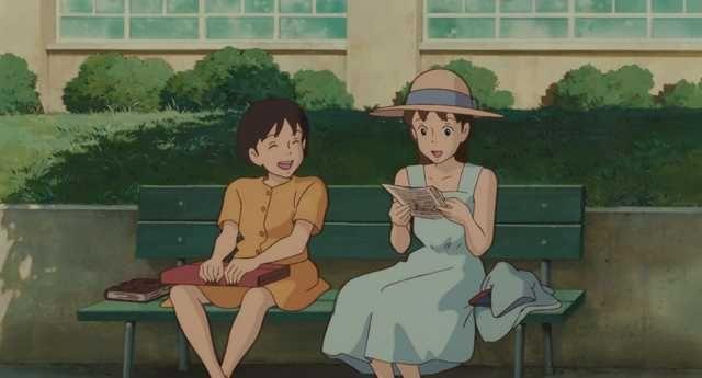 Studio Ghibli Stills - Whisper of the Heart - 1920x1036
